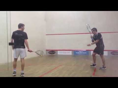 Elitesquash Wales vs England Exhibition