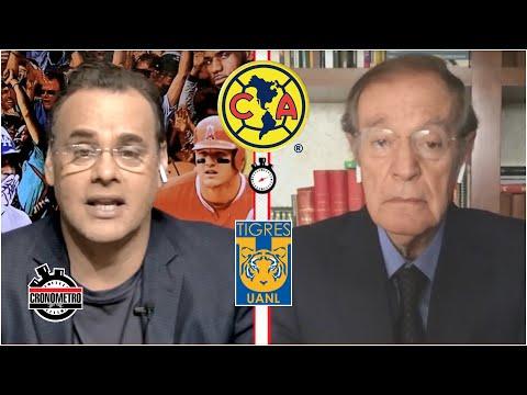LIGA MX ¿América cayó por el árbitro? Tigres ya tiene rival en el Mundial de Clubes   Cronómetro