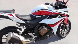 5. 2018 Honda CBR500R ABS