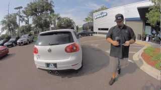 Autoline's 2008 Volkswagen R32 R32  Walk Around Review Test Drive