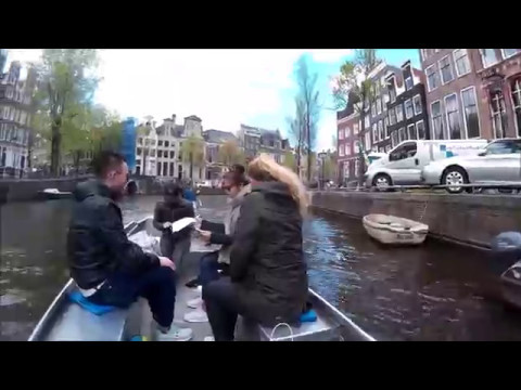 Amsterdam Boat Sailing And Cooking Class.