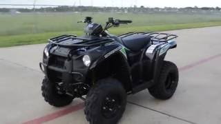 4. $4,299:  2017 Kawasaki Brute Force 300 4X2 BLK Video