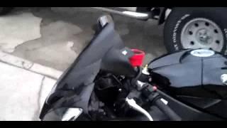 8. 2012 Yamaha R6 Raven