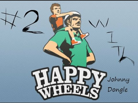 late upload but still some HAAAPPY WHEELS (happy wheels ep.2)