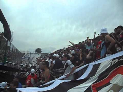 Recibimiento - Danubio vs peñarol - Los Danu Stones - Danubio