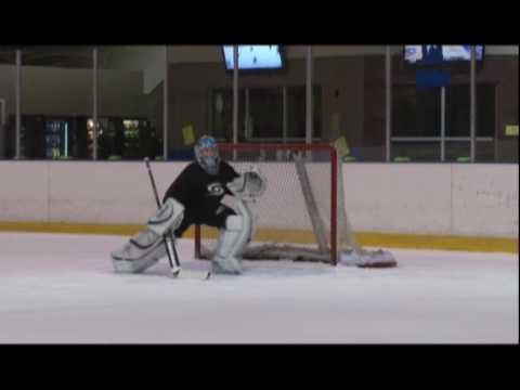 Zach Tanner Goalie Drills