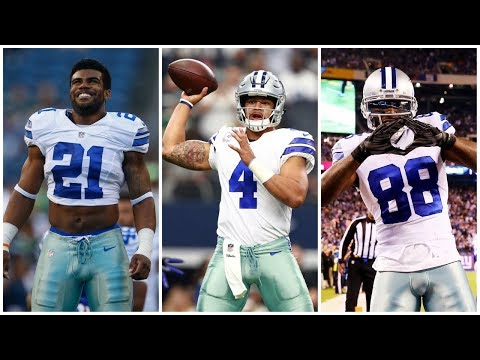 10 NFL Teams That Could Form The Next Dynasty (видео)