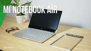 Mi Notebook Air, análisis