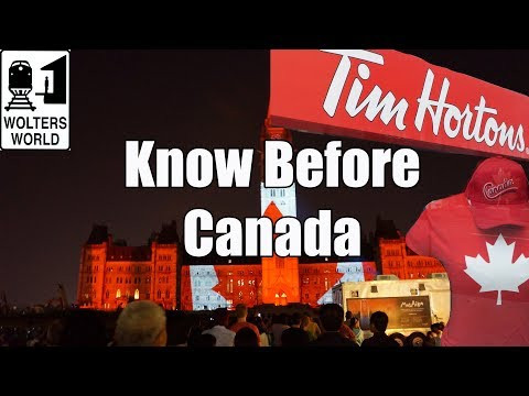 canada - http://www.woltersworld.com Thinking of heading to Canada on vacation? Here are some of the differences and similarities that the US and Canada share. Helpfu...