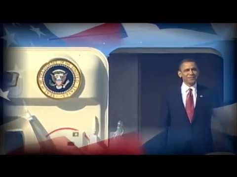 Barack Obama Trailer 14/11/2016