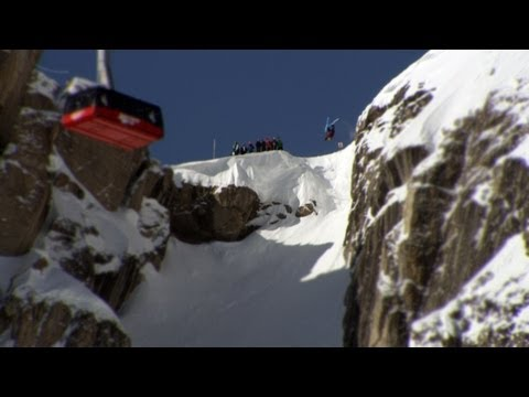 Behind The Scenes - Corbet's Couloir