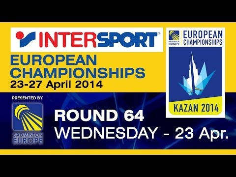 see - Event: 2014 INTERSPORT European Championships - Round 64 Date: 23 April 2014 - 27 April 2014 Venue: Kazan, Russia Player: Vladimir Ivanov (RUS) vs Jan Frohli...