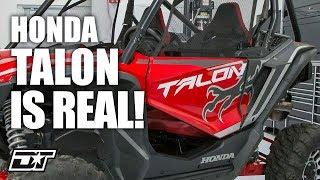 2. 2019 Honda Talon 1000 Walk Around & First Impressions