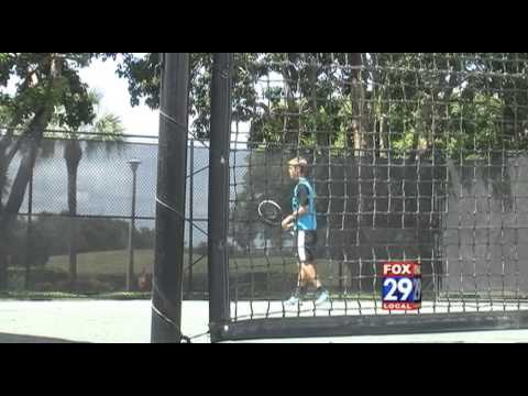 Video: CLAY COURT TENNIS CHAMPIONSHIPS