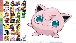 Melee Tier List Part 5 – What Makes Jigglypuff So Great?