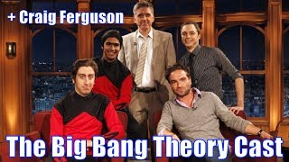 Video The Big Bang Theory - Full Episode - The Late Late Show With Craig Ferguson [240p] MP3, 3GP, MP4, WEBM, AVI, FLV Oktober 2018