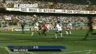 Die 10 schönsten Klinsmann-Tore für Inter