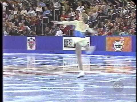 Tara Lipinski - 1998 United States Figure Skating Championships, Ladies' Short Program