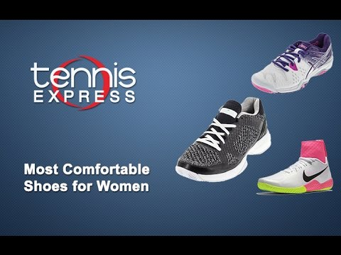 Most Comfortable Shoes for Women | Tennis Express
