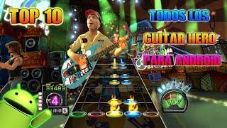 Video Las 10 Mejores Copias & Con Mas Parecido A Guitar Hero Para Android Totalmente Gratis (2017 - 2018) MP3, 3GP, MP4, WEBM, AVI, FLV Juli 2018
