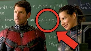 Video ANT-MAN & WASP Breakdown! Easter Eggs & Avengers 4 Theories! MP3, 3GP, MP4, WEBM, AVI, FLV Juli 2018