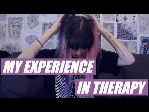 ☯My Experience in Therapy☯