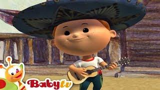 Video Baile mexicano -  BabyTV Español MP3, 3GP, MP4, WEBM, AVI, FLV Juli 2018
