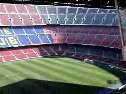 Camp - Barcelona