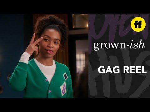 grown-ish | Gag Reel | Freeform