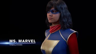 Классический костюм Мисс Марвел в Marvel's Avengers