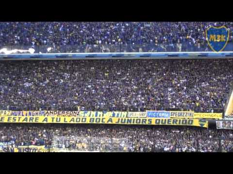 Video - Boca Arsenal Fin14 / Gol de Erbes - La 12 - Boca Juniors - Argentina