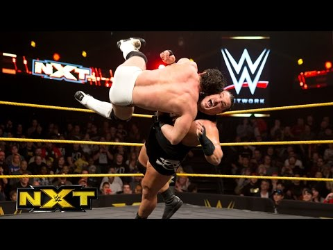 Rhyno vs. Elias Samson: WWE NXT, February 18, 2015