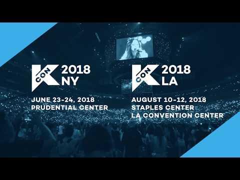 KCON 2018 USA announces dates for KCON NY and KCON LA