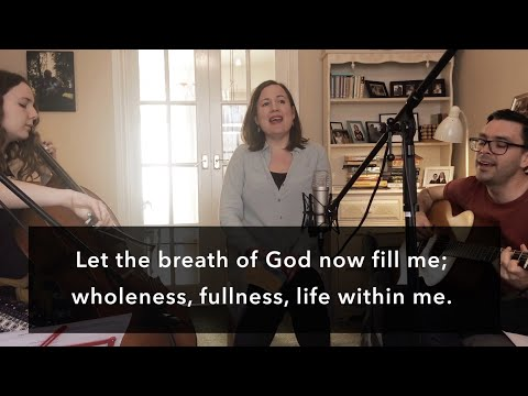 Listen To The Words (Peace Be With You) living room worship and prayer
