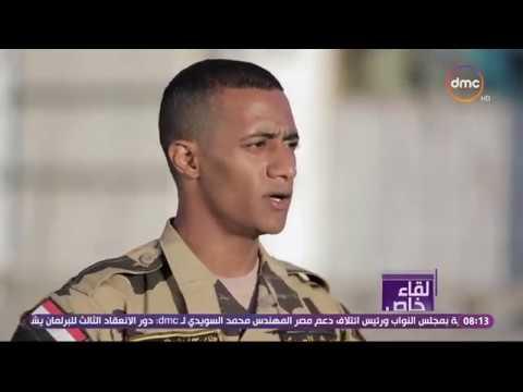 """وثائقي """"حراس الوطن"""" يعرض تدريب جندي الصاعقة محمد رمضان"""