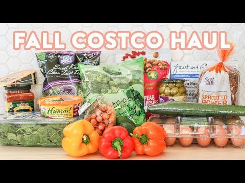 Nutrition - Healthy Grocery Haul  Easy Meal Ideas