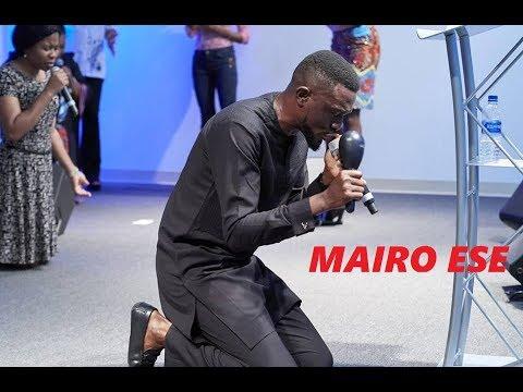 MAIRO ESE POWERFUL NIGHT OF PROPHETIC WORSHIP #2