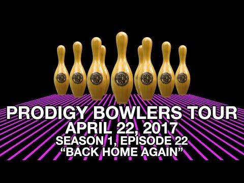 PRODIGY BOWLERS TOUR -- 04-22-2017 -- Single Ball Elimination Challenge (видео)