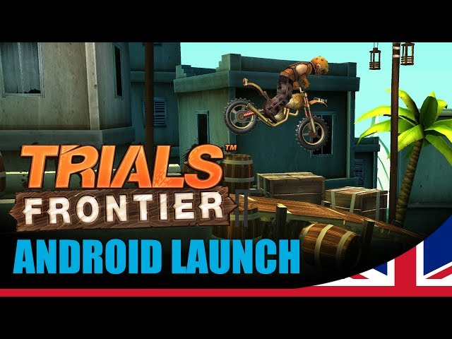 Trials Frontier -- Android Launch Trailer [UK]