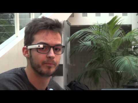 Compte rendu de l'utilisation des Google Glass