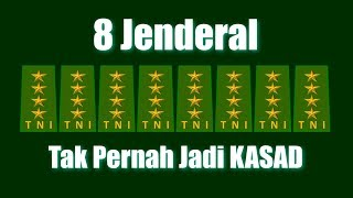 Download Video 8 Jenderal Bintang Empat Tak Pernah Jadi KASAD MP3 3GP MP4