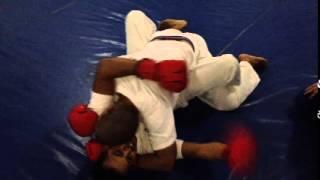 MMA Cuba Sparring Kairon Ryu