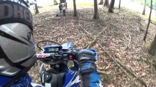 3. yamaha wr 250r 2013n - 2013 Yamaha WR 250 R studio + technical details & action photo compilation