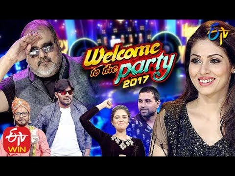 ETV New Year Special Event 2017 | Welcome To The Party | 15th April 2020  | Full Episode