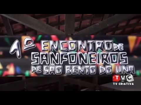Forró Café no Bule: Encontro de Sanfoneiros de São Bento do Una
