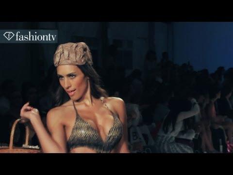 Naila 2013 Swimwear Show | Miami Swim Fashion Week ft Bikini Models | FashionTV