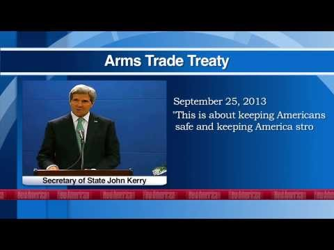 UN Arms Trade Treaty Targets Our Freedom