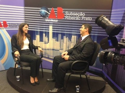 OAB na TV on line – Estatuto do Torcedor com Dmitri Abreu
