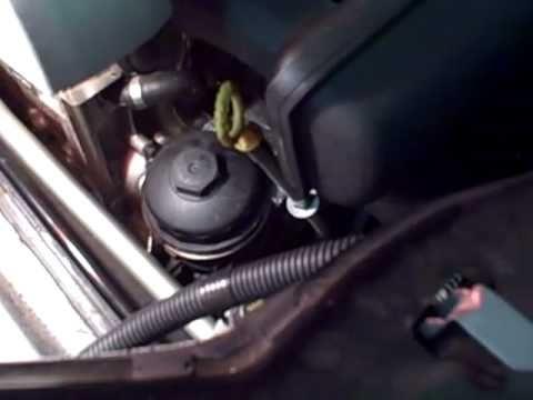 Oil Change Volvo 2008 XC90 3.2L In-Line 6