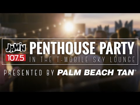 JAM'N 107.5 Penthouse Party #3